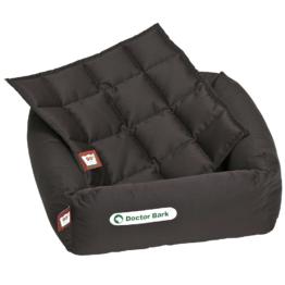 Doctor Bark | Einlegedecke zu Bett braun | L 110 x B 80 cm