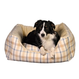 Trixie Hundebett Buka beige - 75x65cm