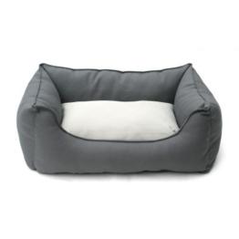 Wolters Basic Dog Lounge anthrazit-kiesel XL