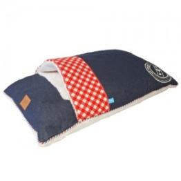lief! Unisex Kissen mit Schlafsack - 87 x 52 cm