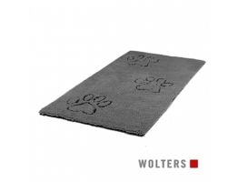 Wolters ´´Dirty Dog Runner´´ - 120 x 60cm - grau